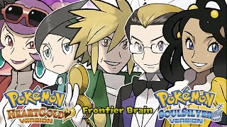Download Pokemon HeartGold/SoulSilver - Battle! Frontier Brain Music (HQ) MP3 song and Music Video