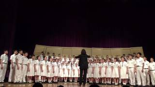 Publication Date: 2017-07-06 | Video Title: 香港培正中學合唱團/Canon of Praise/音樂盛宴