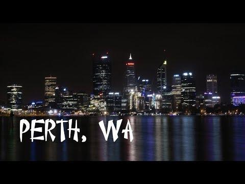 Follow Me Around Perth, WA! | Winter 2018