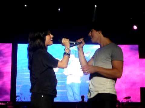 Jonas Brothers & Demi Lovato - Lo Que Soy Concierto en Lima Peru