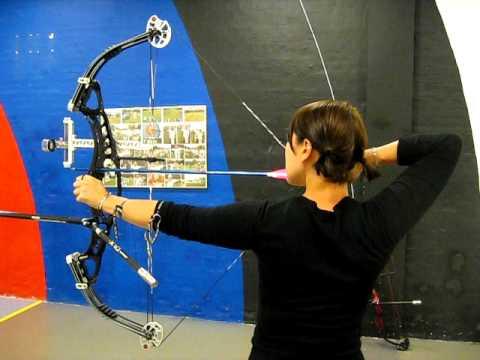 Archery Journal: Denmark Indoor Practice Jan 2012