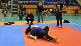 Nikolay Ananiev vs Cvetan Dimov RGC 4, Masters Division