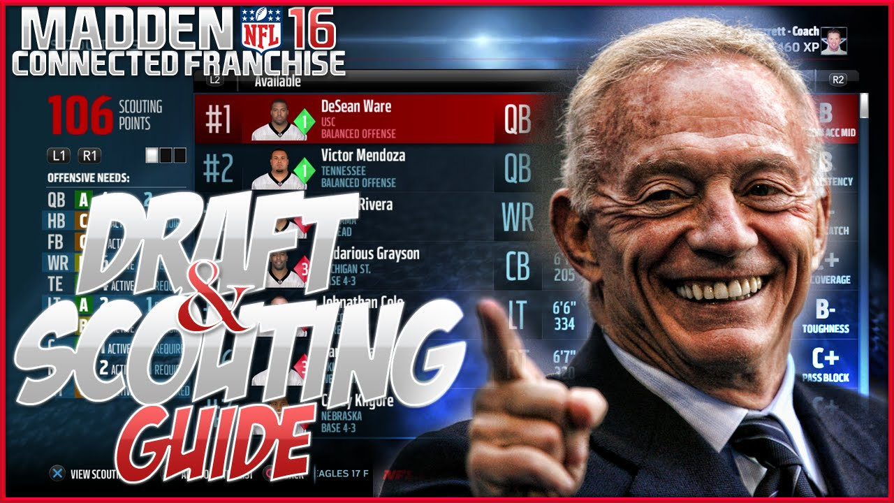how to build a franchise in madden 17