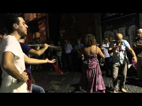 Napoli Folk Music and Dance