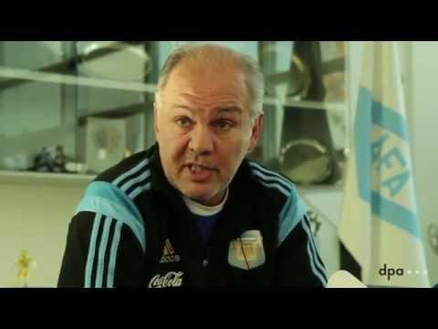 Entrevista a Alejandro Sabella, DT de Argentina