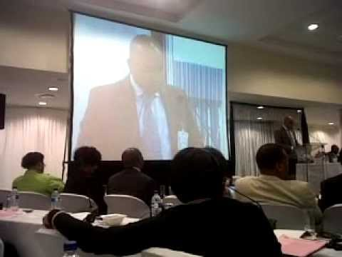 Extract of address to Inter-Parliamentary Union United Nations COP-17 Climate Change Conference