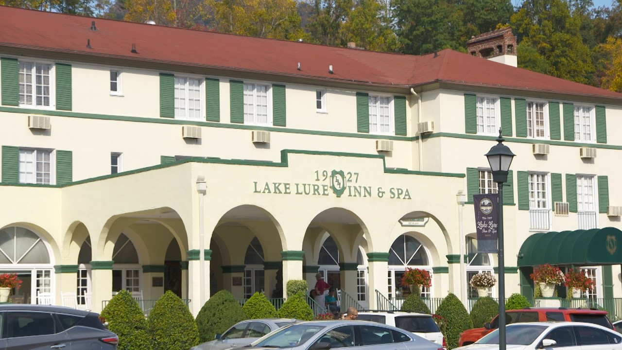 1927 Lake Lure Inn And Spa Nc Weekend Unc Tv