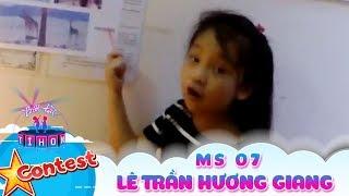 Biệt tài tí hon online | MS 07: Lê Trần Hương Giang