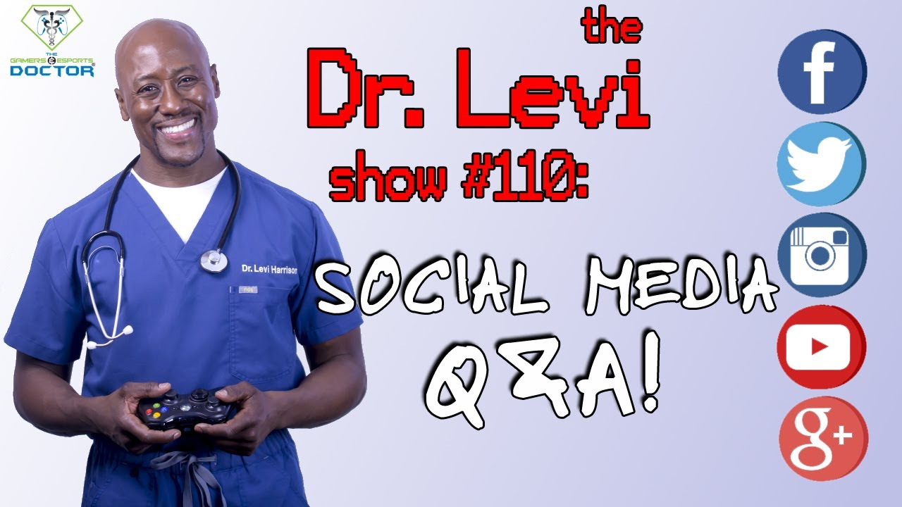 The Dr. Levi Show #110: Social Media Q&A! - YouTube