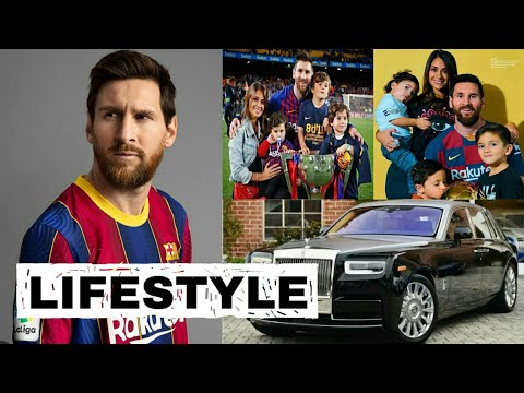 Lionel Messi (Football Player) lifestyle, 2020, Income, House, Car, Family, Wife, Biography 2020