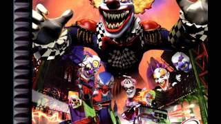 TWISTED METAL 4 soundtrack Ghoulspoon -- Alien Magnet