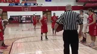 Boys Basketball: Coon Rapids at Elk River (Full Game)