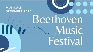 Musicale Beethoven Music Festival Concert 1