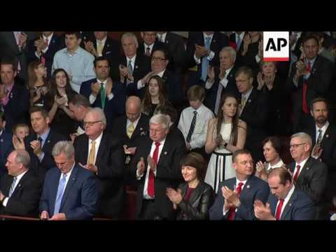 Republicans Re-elect Paul Ryan as House Speaker