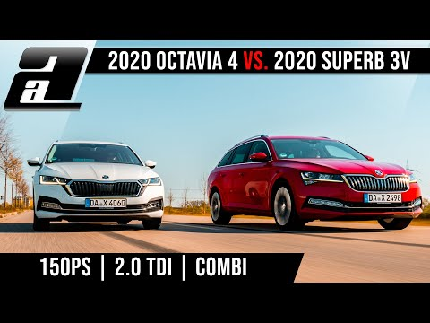 2020 Octavia vs.