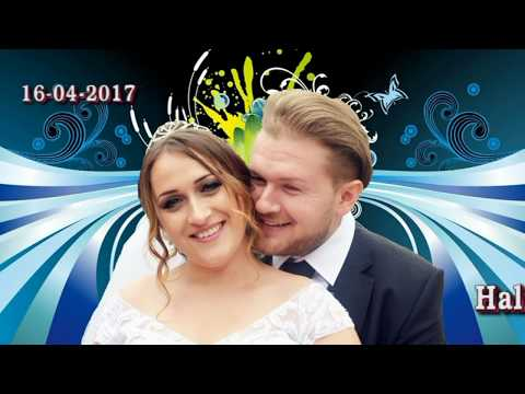 """Svadba Halida i Zijad (1) dio 16 04 2017 HD-Novo Muz """"Lijepi San""""   Mađaš-- Rainci Asim Snimatelj"""