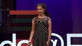 Embrace Your Language! | Sama Jalil | TEDxKids@ElCajon
