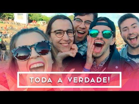 EXPECTATIVAS VS REALIDADE DOS FESTIVAIS | Inês Rochinha