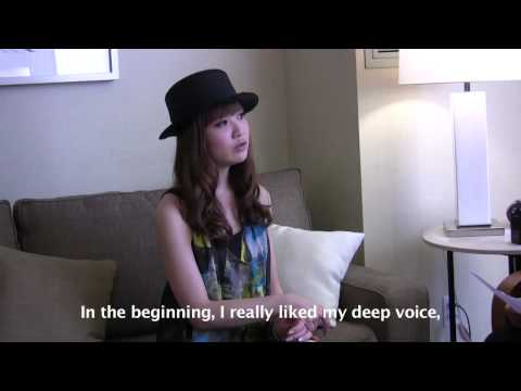 May'n Interview - AX 2010 Press Junket