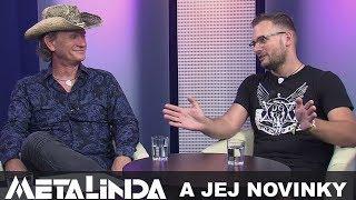 METALINDA A JEJ NOVINKY - TV BRATISLAVA