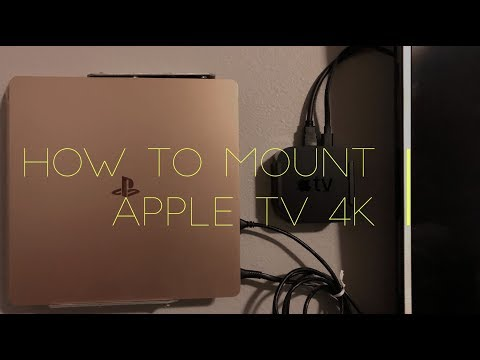 HOW TO MOUNT YOUR 4K APPLE TV | HIDEit Wall Mounts