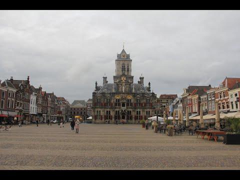 Download Roadtrip Paises Baixos: Visitar Delft
