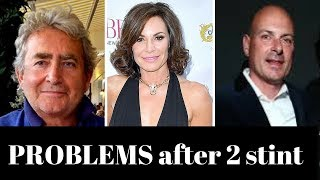 RHONY Luann talks new legal trouble and TOM reaching out!