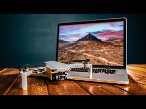 MAVIC MINI // BEST PHOTO EDITING SOFTWARE // FROM FREE TO PHOTOSHOP