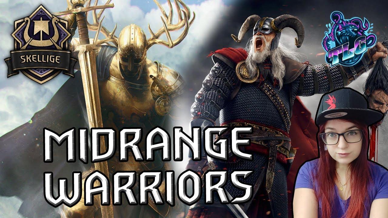 Gwent | Skellige | Second Wind Ranked Deck Guide | Midrange Warriors