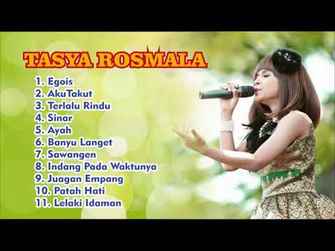 TASYA ROSMALA - EGOIS Album Terbaru 2018