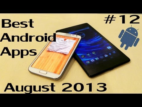 Top 10 Must Have Android Apps 2013 : Best Android Apps #12