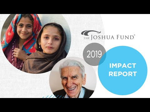 Impact Report | Middle East | The Joshua Fund