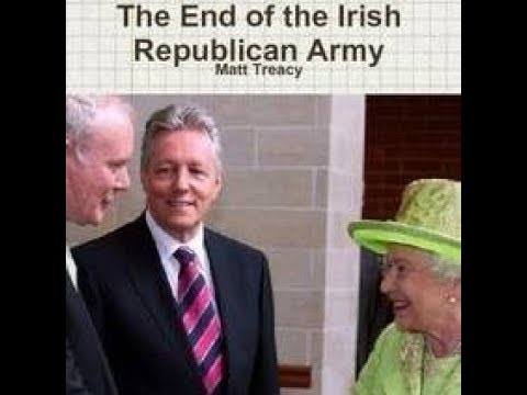 Dr. Matt Treacy discusses The End of the Irish Republican Army (IRA).
