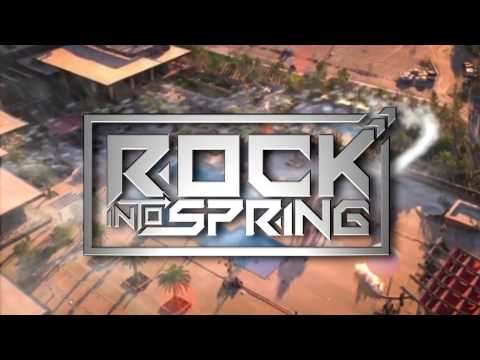 Las Vegas Rock Concert Rock into Spring by Gangster at the M Resort Spa and Casino