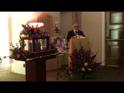 Lynda Mejia's Funeral Ceremony