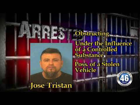 04/25/2018 Nye County Sheriff's Office Arrest | Tristan