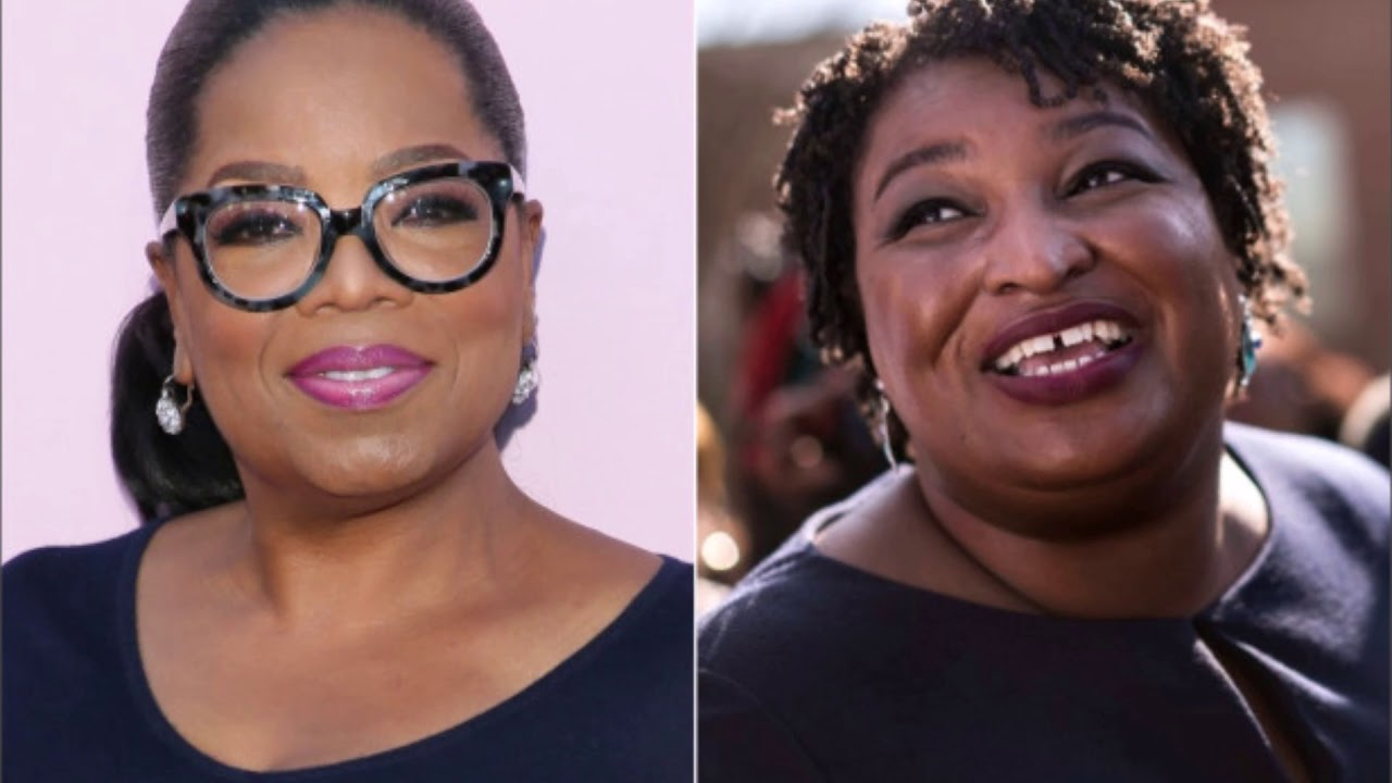 Oprah Is Going To Georgia To Campaign With Stacey Abrams