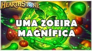 HEARTHSTONE - UMA ZOEIRA MAGNÍFICA! (STANDARD HAKKAR DRUID)