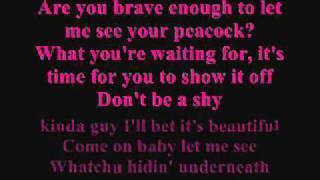 Katy Perry - Peacock Lyrics