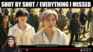 BTS - ON MV | SHOT BY SHOT EVERYTHING I MISSED