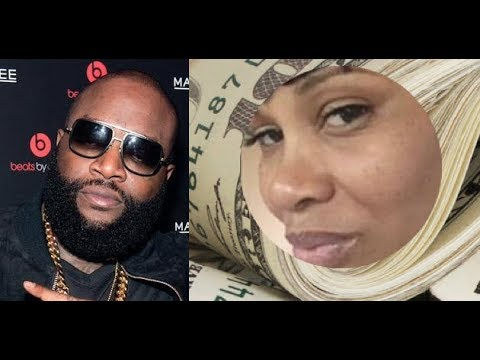 Rick Ross Dragged By Baby Mama Tia Kemp On Social Media, Rick Ross Responds, Love and Hip Hop