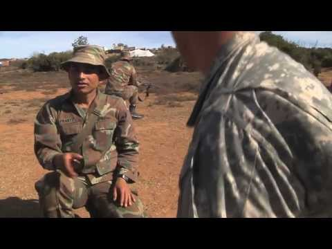 USARAF Budget - U.S. Army Africa MG Patrick Donahue | MiliSource