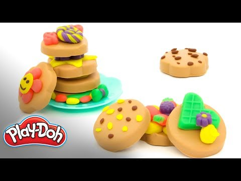 How to Make the Craziest Cookies Imaginable   Play-Doh: Creative Ideas for Kids