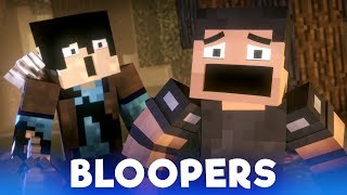 The Rising Darkness: BLOOPERS (Minecraft Animation)