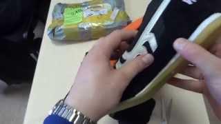 Посылка с Aliexpress #40: Обувь для единоборств