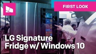 LG Signature Smart refrigerato…