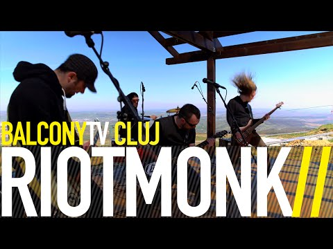 RIOTMONK - FEEL THE SUN (BalconyTV)