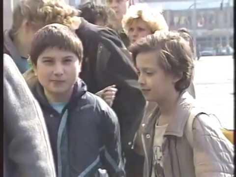 壁崩壊直後の東欧 1990 BRATISLAVA BUDAPEST WARSAW BERLIN