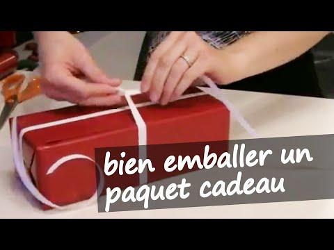 Truc d co boucles de no l funnydog tv - Comment faire un paquet cadeau original ...