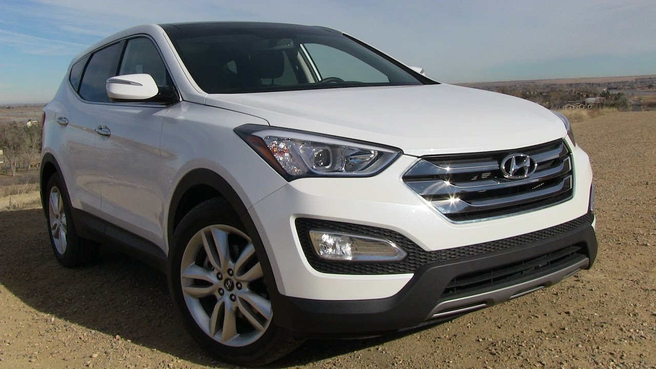 Attractive 2013 Hyundai Santa Fe Sport: Top 3 Unexpected Surprises   YouTube